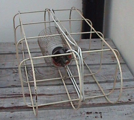 Vintage Patent Pending Baby Glow Wire Bed Warmer Heater